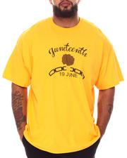Men - Juneteenth T-Shirt (B&T)-2663004