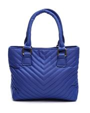 Tote Bags - Quilted Tote Bag-2664023