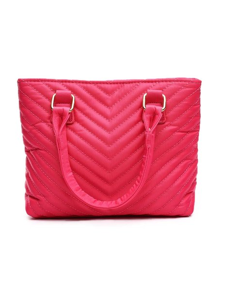 Fashion Lab - Quilted Tote Bag