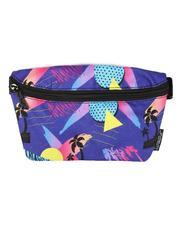 FYDELITY - Ultra Slim Fanny Pack 80's Pacific Ocean Bum Bag-2662660