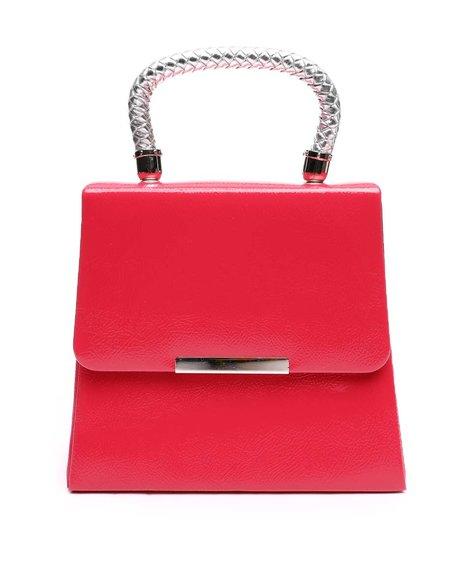Fashion Lab - Mini Top Handle Satchel Crossbody Bag