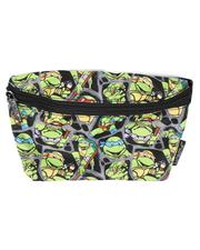 FYDELITY - Ultra Slim Fanny Pack Nick TMNT Shell Faces Bum Bag-2662558