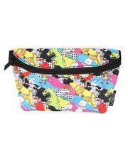 FYDELITY - Ultra Slim Fanny Pack Nick Rugrats Camo Primary Bum Bag-2662634