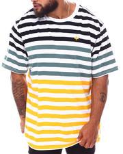 LRG - Rhythm Stripe Section T-Shirt (B&T)-2663144