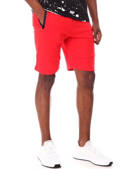 Buyers Picks - Fleece shorts w Zippers