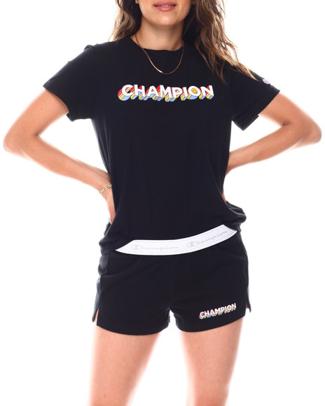Champion - The Classic Graphic Tee