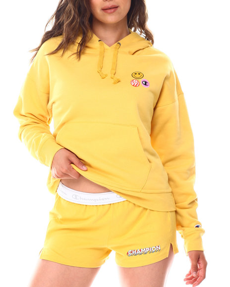 Champion - Power Blend Relaxed Hoodie