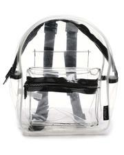 FYDELITY - Mini Backpack: Crystal Clear (Unisex)-2663327