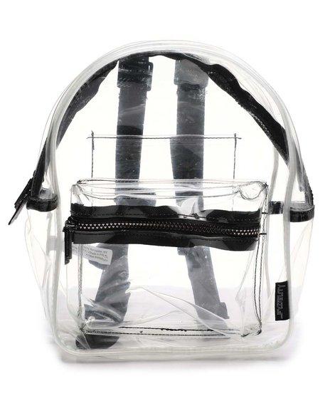 FYDELITY - Mini Backpack: Crystal Clear (Unisex)