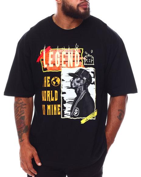 Buyers Picks - Legend My World T-Shirt (B&T)