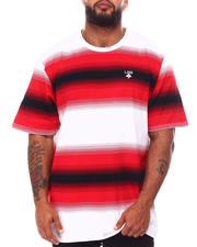 LRG - Final Touch Stripe Knit Shirt (B&T)-2664372