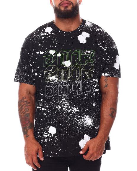 Buyers Picks - Triple Drip Paint Splatter T-Shirt (B&T)