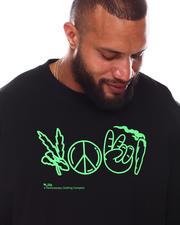 LRG - Year Of Peace T-Shirt (B&T)-2665268