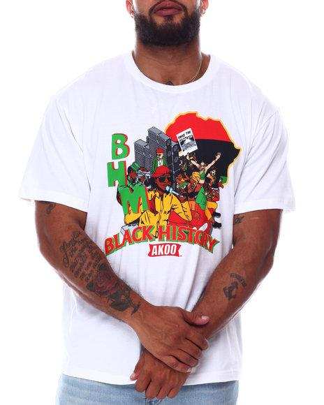AKOO - Black History Month T-Shirt (B&T)