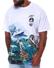 LRG - Live A Wild Life Knit T-Shirt (B&T)-2664369