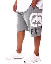 Ecko - Wrap It Up Fleece Shorts (B&T)-2664674