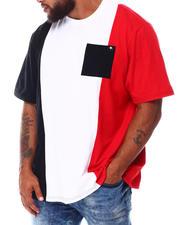 LRG - Imagination Only Colorblock T-Shirt (B&T)-2665288