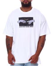 T-Shirts - Expand Your Mind T-Shirt (B&T)-2665407
