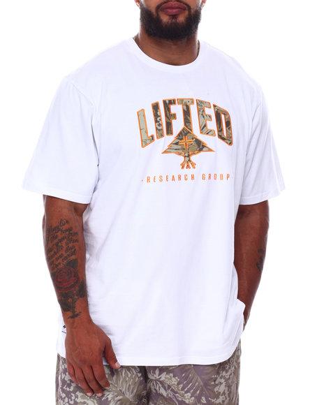 LRG - Lifted Jungle Knit T-Shirt (B&T)