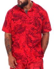 Button-downs - Jungle Vacay Woven Shirt (B&T)-2664382