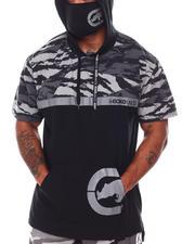 Ecko - Split Second Mask Hood Short Sleeve (B&T)-2664669