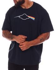 T-Shirts - UFO Rainbow T-Shirt (B&T)-2665419