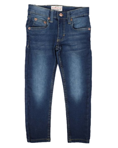 Weatherproof - Skinny Knit Denim Jeans (4-7)