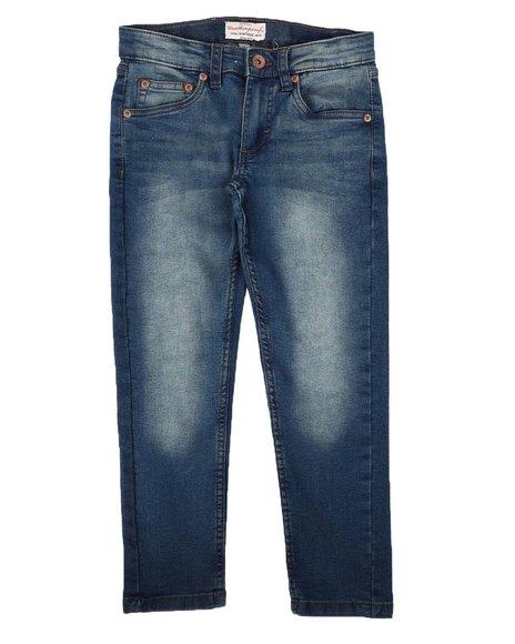 Weatherproof - Skinny Knit Denim Jeans (8-18)