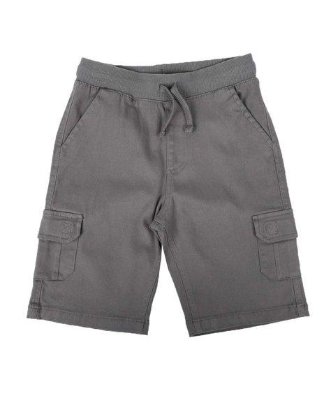 Weatherproof - Stretch Twill Cargo Shorts (8-20)