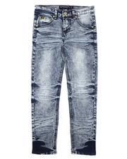 Jeans - Basic 5 Pocket Stretch Jeans (8-18)-2663733