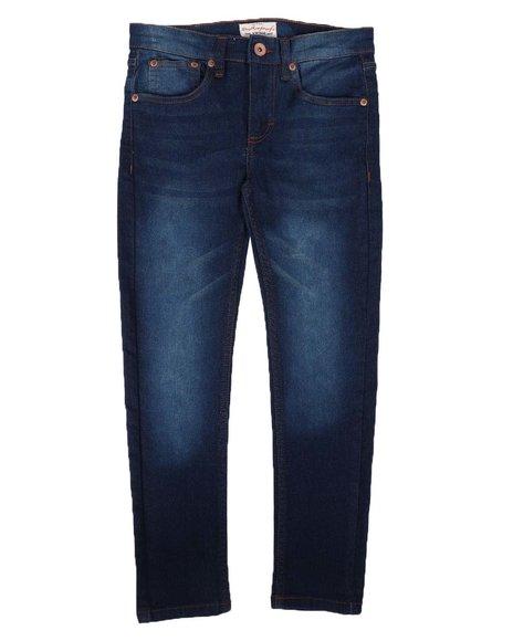 Weatherproof - Slim Fit Knit Denim Jeans (8-18)