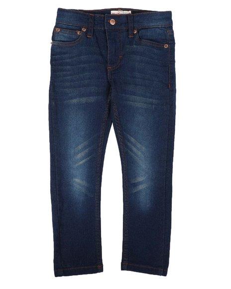 Weatherproof - Slim Fit Knit Denim Jeans (4-7)