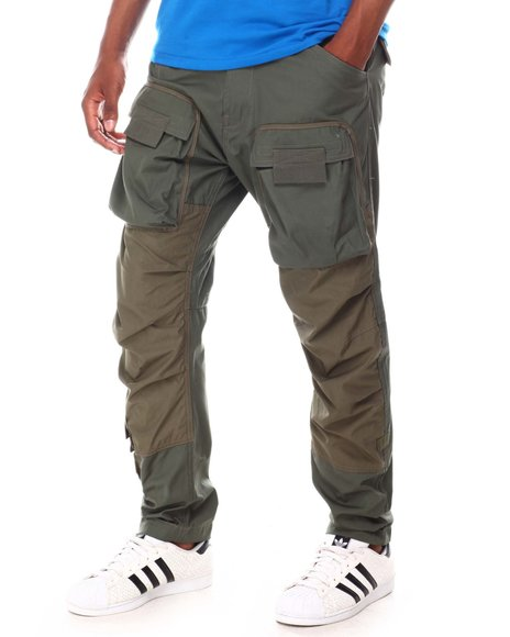 G-STAR - 3d straight tapered cargo pant
