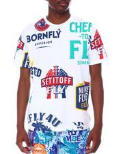 T-Shirts - SET IT OFF TEE-2665632