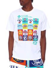 T-Shirts - SWAYING PALMS TEE-2665561