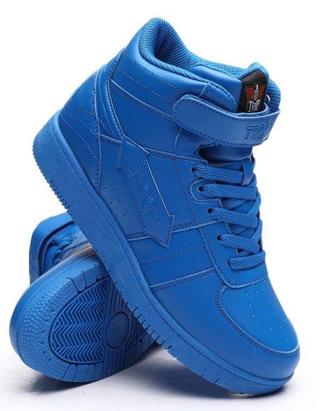 TROOP - Crown Mid Sneakers (3.5-7)