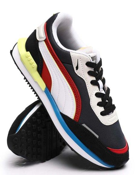 Puma - City Rider Jr. Sneakers (4-7)