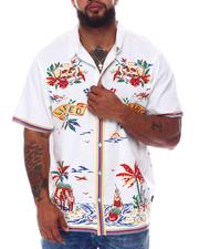 Button-downs - Cultivators Woven Shirt (B&T)-2666496