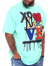 Makobi - No Love T-Shirt (B&T)-2667188