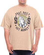 T-Shirts - Pray Daily Tee (B&T)-2667474