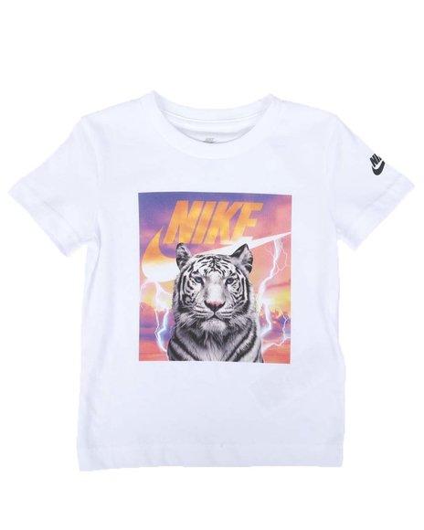 Nike - Sportswear Graphic  Shirt (2T-4T)