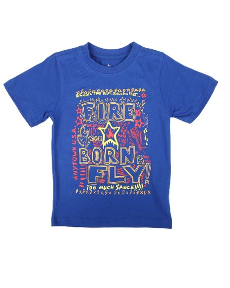 Born Fly - Fly Sauce Graphic Tee (8-20)