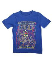 Born Fly - Fly Sauce Graphic Tee (2T-4T)-2663380