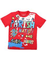 Boys - Doodle Parish Print Tee (2T-4T)-2664626