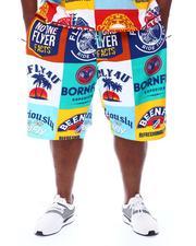 Born Fly - Having Fun Loopback Shorts (B&T)-2667521