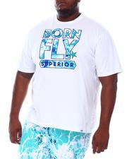 Born Fly - Hustlaz T-Shirt (B&T)-2666579