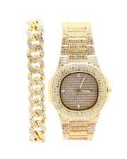 Buyers Picks - Watch & Matching Bracelet Set-2656873