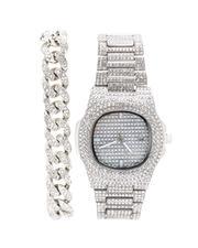 Buyers Picks - Watch & Matching Bracelet Set-2656874