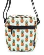 FYDELITY - Pineapple Sidekick Brick Crossbody Bag (Unisex)-2663281