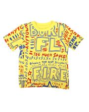 Born Fly - All Over Verbiage Tee (2T-4T)-2663421